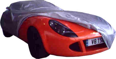 Outdoor Car Cover.