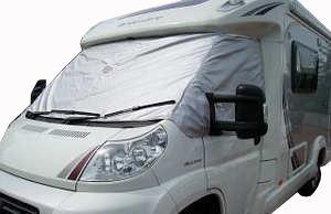 motorhome windsceen cover