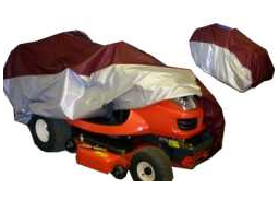 garden mower cover