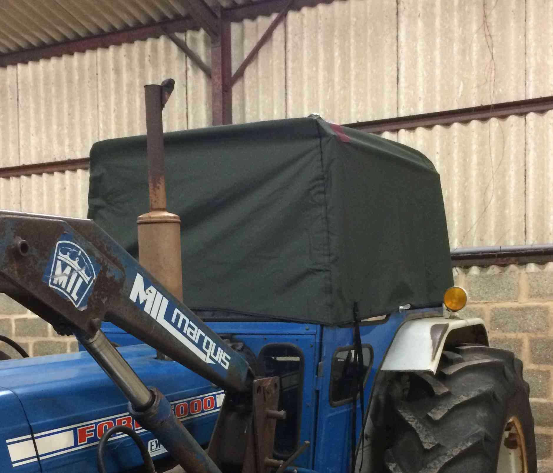 Tractor Covers From Cover Systems
