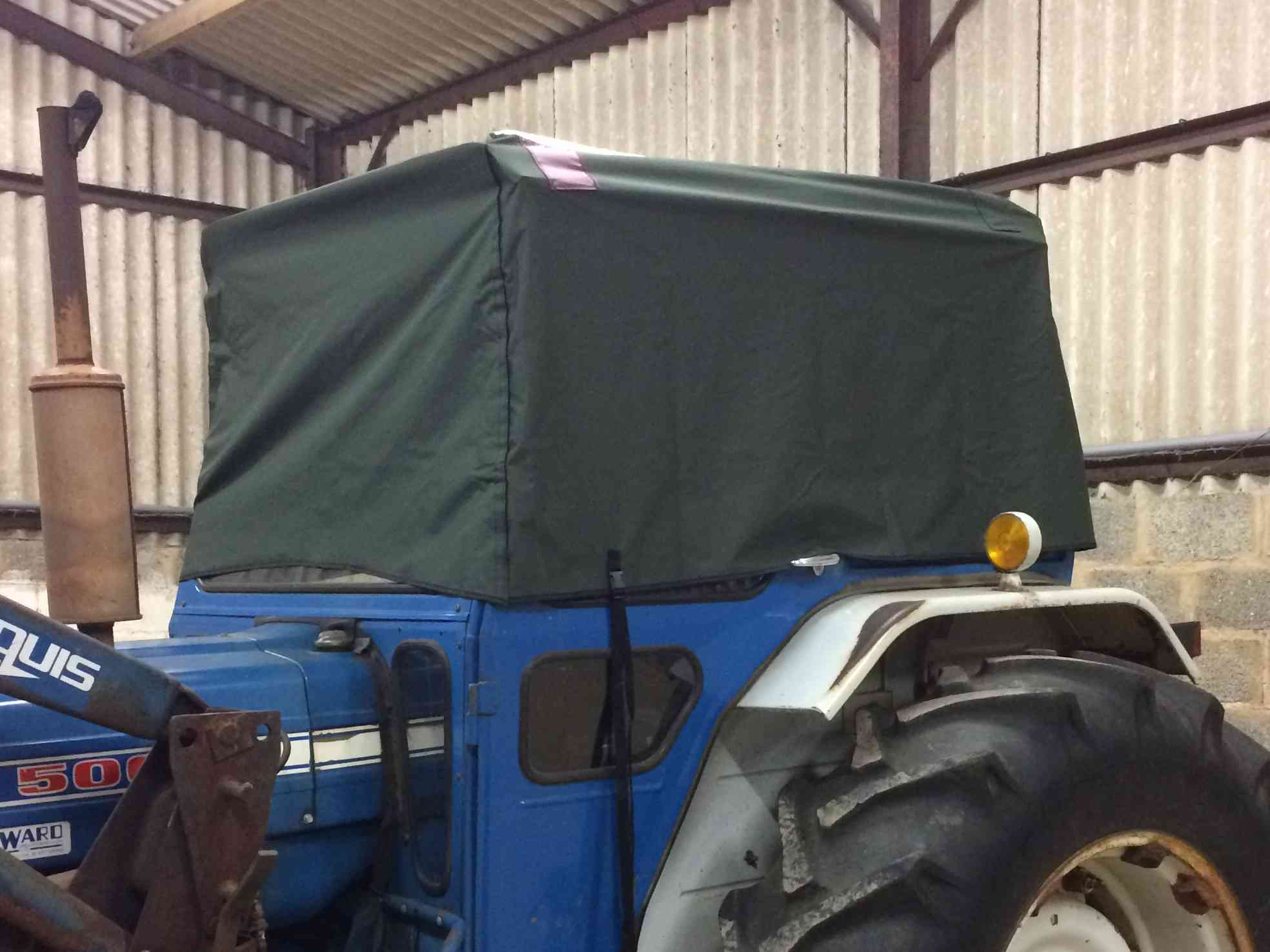 Cab Only Tractor Cover